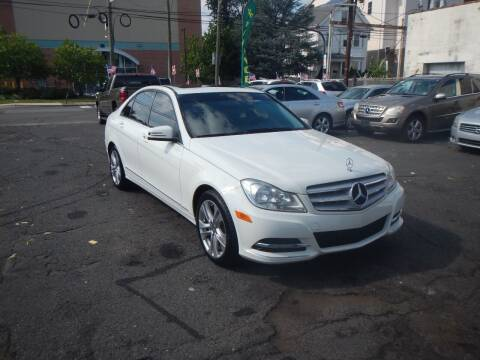2012 Mercedes-Benz C-Class for sale at 103 Auto Sales in Bloomfield NJ