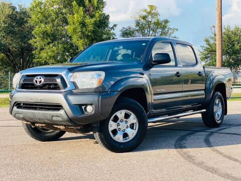 2014 Toyota Tacoma for sale at AUTO DIRECT in Houston TX