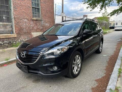 2013 Mazda CX-9 for sale at EBN Auto Sales in Lowell MA