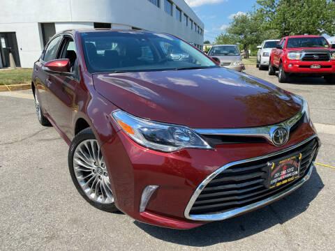 2016 Toyota Avalon for sale at JerseyMotorsInc.com in Teterboro NJ