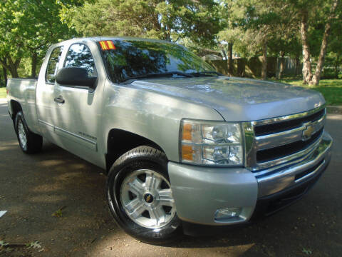 2011 Chevrolet Silverado 1500 for sale at Sunshine Auto Sales in Kansas City MO