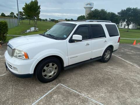 2006 Lincoln Navigator for sale at M A Affordable Motors in Baytown TX
