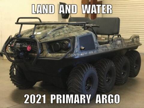 2021 Argo Amphibious Frontier 700 Scout for sale at Primary Auto Group in Dawsonville GA