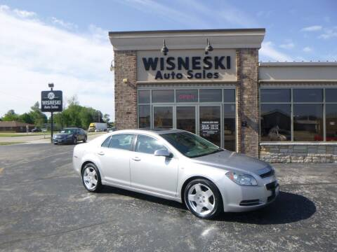 2008 Chevrolet Malibu for sale at Wisneski Auto Sales, Inc. in Green Bay WI