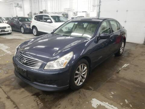 2009 Infiniti G37 Sedan for sale at The Car Buying Center in St Louis Park MN
