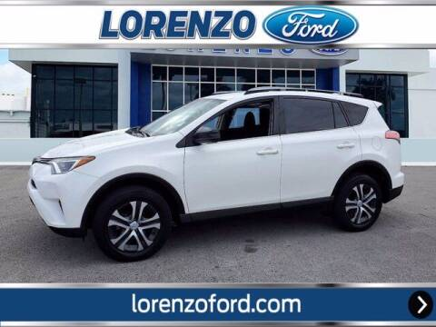 2018 Toyota RAV4 for sale at Lorenzo Ford in Homestead FL