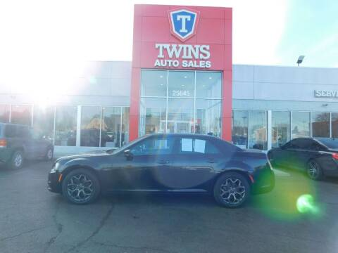2017 Chrysler 300 for sale at Twins Auto Sales Inc Redford 1 in Redford MI