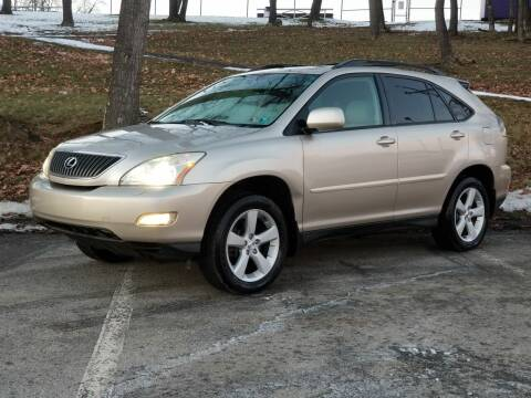 2006 Lexus RX 330 for sale at FAYAD AUTOMOTIVE GROUP in Pittsburgh PA