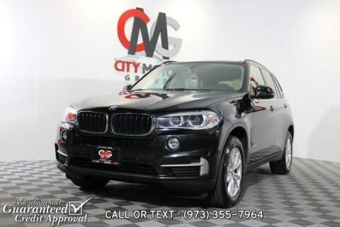 2015 BMW X5 for sale at City Motor Group, Inc. in Wanaque NJ
