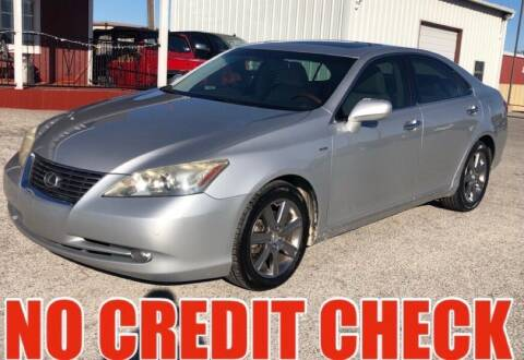 2009 Lexus ES 350 for sale at Decatur 107 S Hwy 287 in Decatur TX