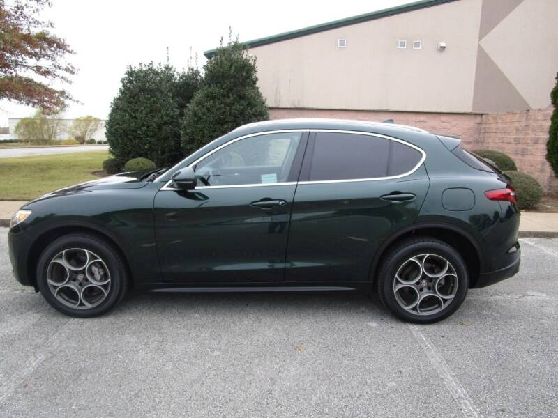 2018 Alfa Romeo Stelvio for sale at JON DELLINGER AUTOMOTIVE in Springdale AR