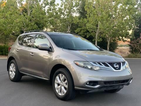 2011 Nissan Murano for sale at AutoAffari LLC in Sacramento CA