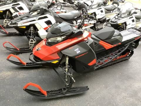 2021 Ski-Doo Summit® SP Rotax® 85 for sale at Road Track and Trail in Big Bend WI