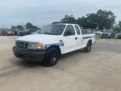 2003 Ford F-150 for sale at Bayou Motors Inc in Houma LA