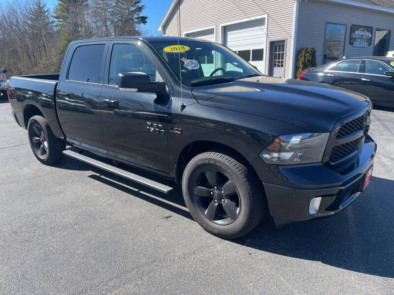 2018 RAM Ram Pickup 1500 for sale at Glen's Auto Sales in Fremont NH