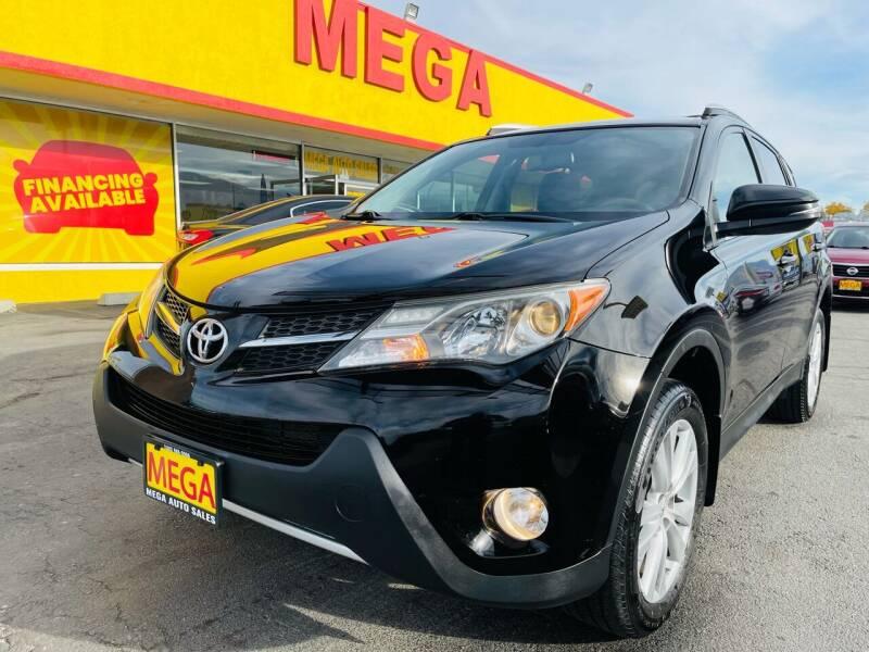 2015 Toyota RAV4 for sale at Mega Auto Sales in Wenatchee WA