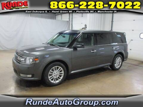 2019 Ford Flex for sale at Runde Chevrolet in East Dubuque IL