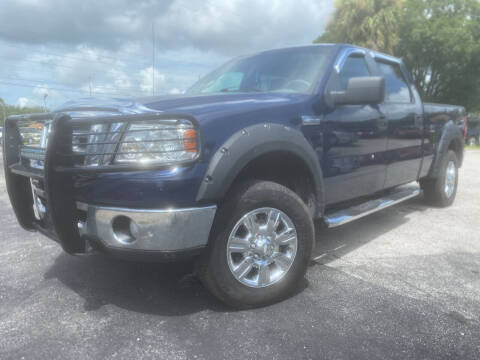 2008 Ford F-150 for sale at Coastal Auto Ranch, Inc. in Port Saint Lucie FL