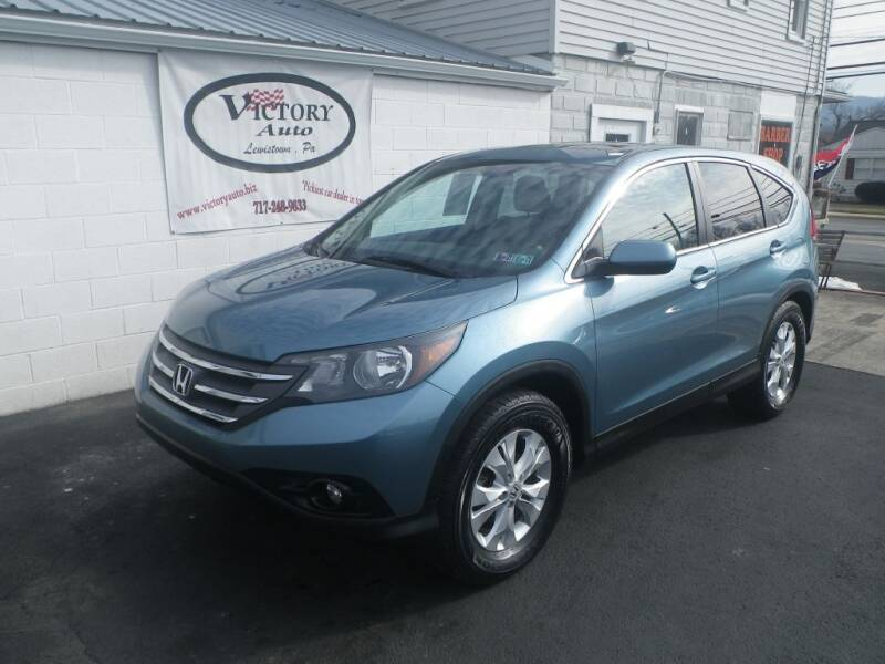 2014 Honda CR-V for sale at VICTORY AUTO in Lewistown PA