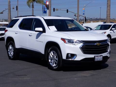 2019 Chevrolet Traverse for sale at SoCal Auto Experts in Culver City CA
