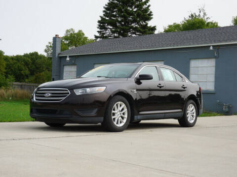 2013 Ford Taurus for sale at Royal AutoTec in Battle Creek MI