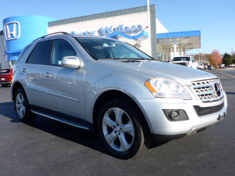 2009 Mercedes-Benz M-Class for sale at RUSTY WALLACE HONDA in Knoxville TN