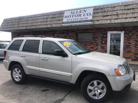 2010 Jeep Grand Cherokee for sale at Allen Motor Company in Eldon MO