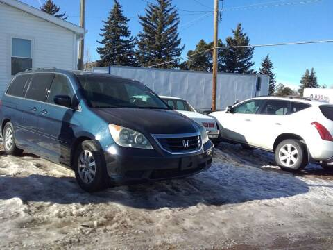 2009 Honda Odyssey for sale at DK Super Cars in Cheyenne WY