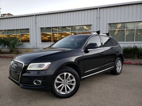 2013 Audi Q5 for sale at Houston Auto Preowned in Houston TX