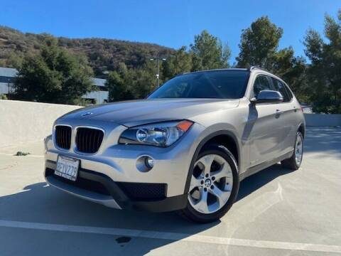 2014 BMW X1 for sale at Allen Motors, Inc. in Thousand Oaks CA