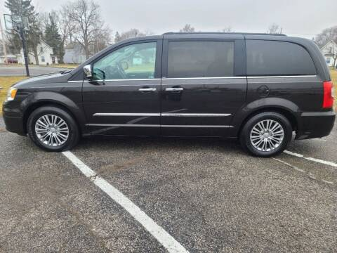 2014 Chrysler Town and Country for sale at Xtreme Motors Plus Inc in Ashley OH