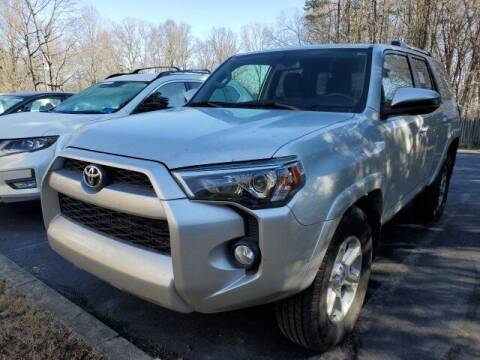 2019 Toyota 4Runner for sale at Impex Auto Sales in Greensboro NC