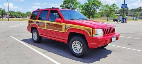 1994 Jeep Grand Cherokee for sale at Classic Car Deals in Cadillac MI
