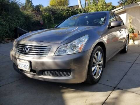 2008 Infiniti G35 for sale at Best Quality Auto Sales in Sun Valley CA