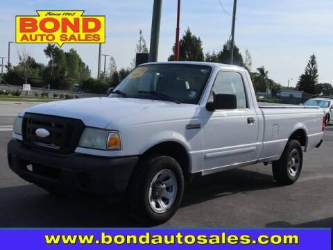 2008 Ford Ranger for sale at Bond Auto Sales in St Petersburg FL