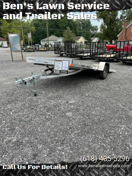 2022 BearTrack BTU81176T for sale at Ben's Lawn Service and Trailer Sales in Benton IL