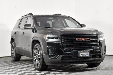 2021 GMC Acadia for sale at Chevrolet Buick GMC of Puyallup in Puyallup WA