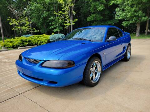 1998 Ford Mustang for sale at Lease Car Sales 3 in Warrensville Heights OH