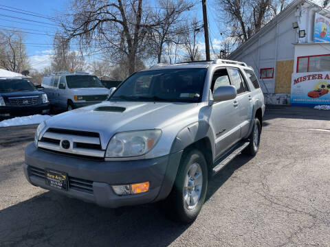 2003 Toyota 4Runner for sale at Mister Auto in Lakewood CO