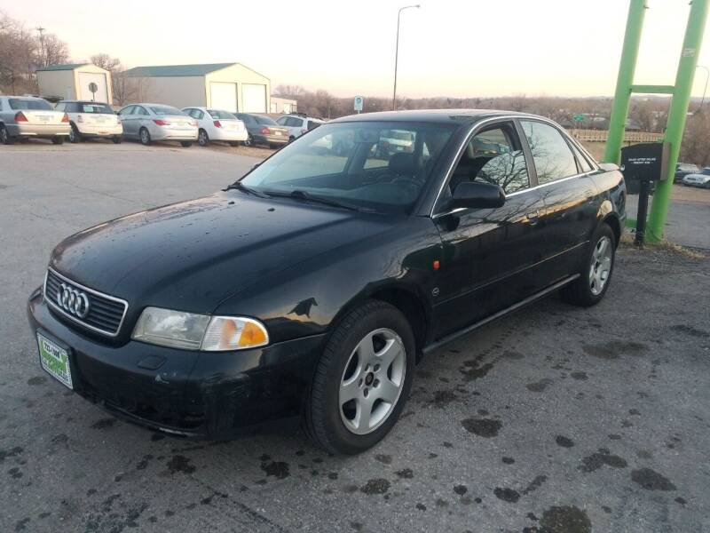1996 Audi A4 for sale at Independent Auto in Belle Fourche SD