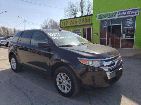 2013 Ford Edge for sale at Empire Auto Group in Indianapolis IN