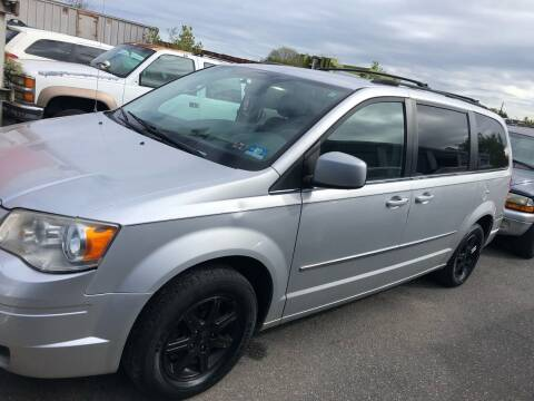 2010 Chrysler Town and Country for sale at Debo Bros Auto Sales in Philadelphia PA