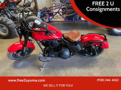 1989 Harley-Davidson Electra Glide for sale at FREE 2 U Consignments in Yuma AZ