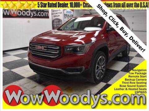 2019 GMC Acadia for sale at WOODY'S AUTOMOTIVE GROUP in Chillicothe MO