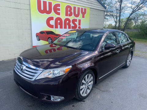 2011 Toyota Avalon for sale at Right Price Auto Sales in Murfreesboro TN