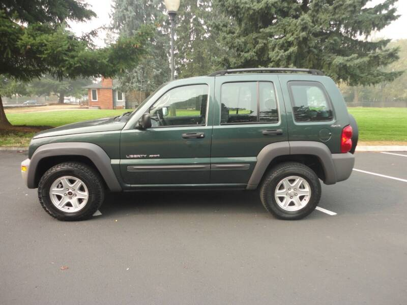 2006 Jeep Liberty for sale at TONY'S AUTO WORLD in Portland OR