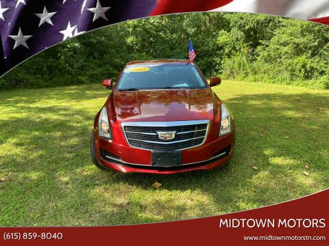 2015 Cadillac ATS for sale at Midtown Motors in Greenbrier TN
