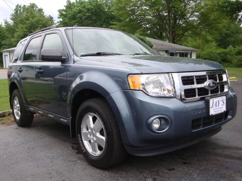 2012 Ford Escape for sale at Jay's Auto Sales Inc in Wadsworth OH