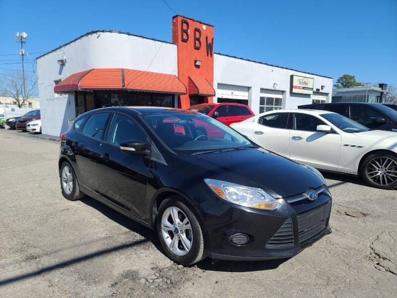 2014 Ford Focus for sale at Best Buy Wheels in Virginia Beach VA