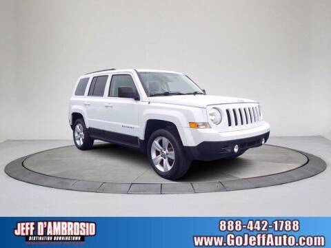 2015 Jeep Patriot for sale at Jeff D'Ambrosio Auto Group in Downingtown PA